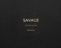 SAVAGE / Coffe & Tea