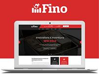 Wordpress Theme For Business - Fino