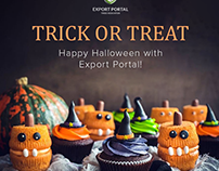 Happy Tricky Halloween!