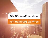 flatex - Börsen-Roadshow