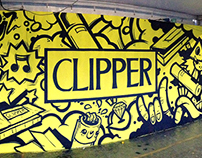 Wall for Clipper / HomeFestival