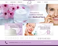 Medical Care - Website