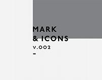 MARK & ICONS V.002