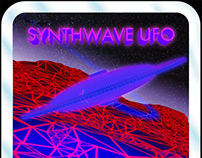 Synthwave UFO