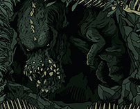 Monster Hunter Deviljho Commission