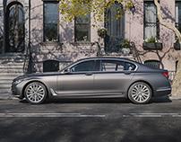 BMW - BROOKLYN NY [FULL CGI]