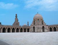 """مسجد أحمد ابن طولون """"MOSQUE OF IBN TULUN"""" (الإِرث)"""