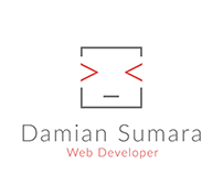 Logo design for web developer