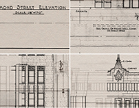 THE LOST ART OF DRAWING BUILDINGS