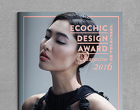 Ecochic Design Award Magazine 2016