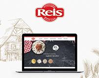 Reis Gıda / Web