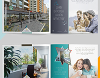 Özgür Park Katalog Tasarımı (BEYDAĞ&İNT Grup)