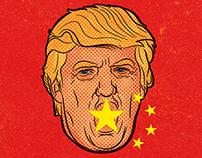 "Donald Trump's Favorite ""Bad Word"", China."