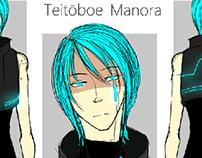 MAN0 (Character Design)