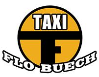 "Branding Identity ""Taxi Flo Buech"""