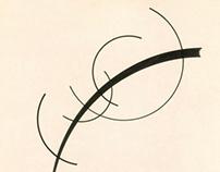 Wassily Kandinsky Free Curve