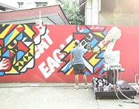 Graffitibot