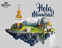 Corona Extra Facebook Post