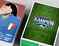Kampion Card Game - 2