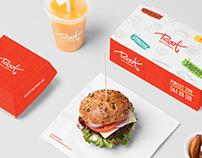 Root Restaurant Brand Identity
