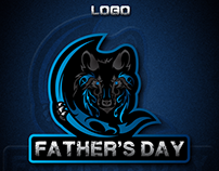 Logo: Father's day