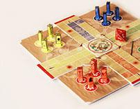 Ludokshetra- Board Game Design
