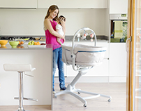 CHICCO -Baby Hug 4 in 1 - Cradle