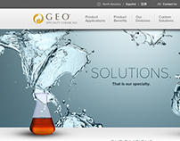 GEO Specialty Chemicals Website