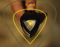 FLARA-Form transition of a flashlight