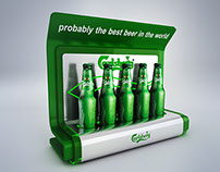 Carlsberg Display & FSU Design
