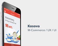 Kosova - iOS Design Concept