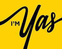 I'm Yas Brand Identity
