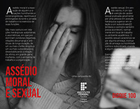 Assédio sexual e moral