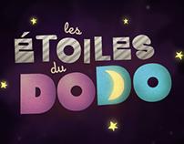 Les Étoiles du Dodo réalisé chez Tobo Studio