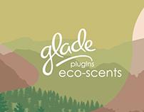 """""""Eco-scents"""" Glade Campaign"""