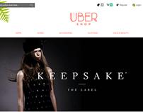 UBER E-Shop