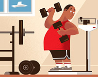 More Fitness, Less Fatness
