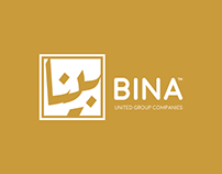 Bina Group Branding