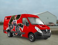 R&S Northampton Rebrand