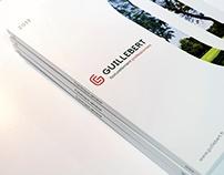 Guillebert brand identity