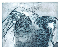 Etching Nude