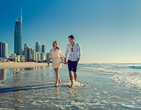 The Gold Coast, a City on the Beach