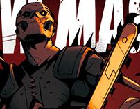 Mutant Football League - UI Illustrations