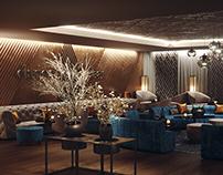 Clarion Hotel Lounge /Ceske Budejovice/