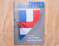 Coverdesign: OnzeTaal magazine