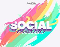 LumiSkin- Social Media Design