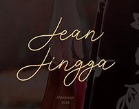 Jean Jingga - Beautiful Script Font