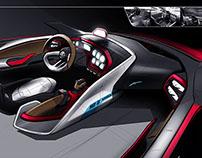 Alfa Romeo X4interior