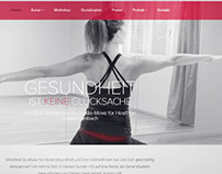 Karin YOGA Website