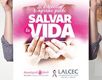 LALCEC •Campaña Contra el Cáncer de Mama